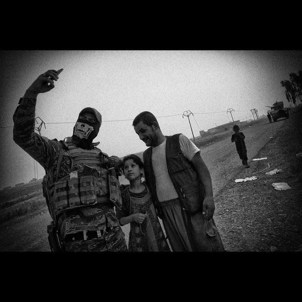 Sverige redo att medverka vid irak krig