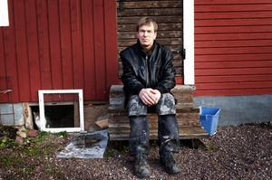 Anders Björkman, ordförande för Socialdemokraterna i Rättvik anser att det måste finnas bostäder till rimliga priser i kommunen.