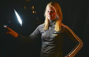 Jenny Jonsson är redo att ta över efter storasyster helena Ekholm.