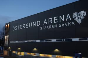 Östersund Arenas nya gymnastikhall har gett Östersundsgymnasterna nya möjligheter att anordna tävlingar. I helgen anordnas tävlingar i artistisk gymnastik för flickor.