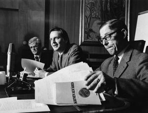 Rainer, Palme och Geijer...