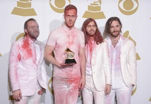 Imagine Dragons.
