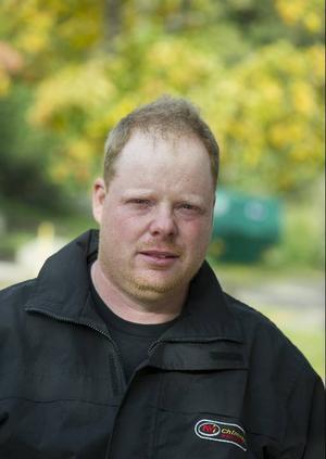 - Jag kom precis så långt som jag hade hoppats och ville, säger Magnus Gustaphsson från Mattmar.