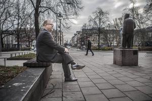LO-ordföranden Karl-Petter