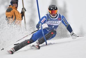 Max-Gordon Sundquvist, ÖFS, på väg mot en fin tredjeplats.