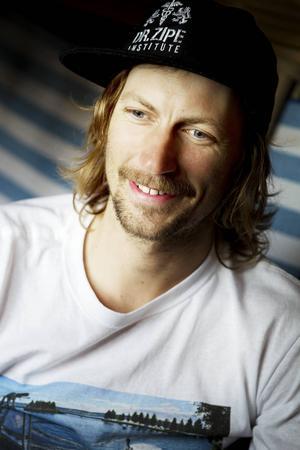 Simon Jaktlund är projektledare för Locals only.