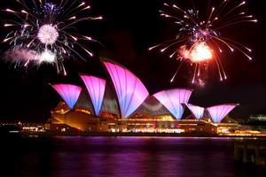 Nu firas Operahuset i Sydney 40 år.