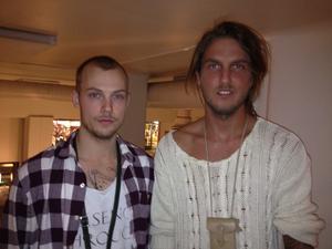 MIK-profiler. Daniel Wedholm och Mikael Lindholm.