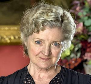 Miss Marple har tolkats i tv-serier av Julia McKenzie.   Foto: Granada/TV4