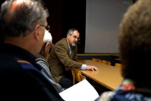 Kommer tillbaka? Peter Bring, kommunchef i Lindesberg 2011-???ARKIVBILD