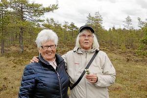 Anhöriga. Hillevi Strömberg och Gerd Arne är brorsbarn till pojken som tragiskt omkom vid Älgasjön 1934. I lördags hörde de berättelsen än en gång.