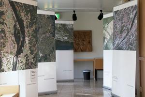 Under september månad visas bidragen i tävlingen Digital X i Edsbyns bibliotek.