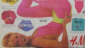 Pasteller. Få gissar nog fel om vilket decennium den här annonsen publicerades i VLT. Just det – 80-talet.