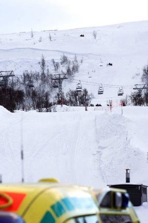 Det var i februari 2012 en pistör vid Hamrafjället avled efter att en lavin lösts ut vid skidanläggningen.