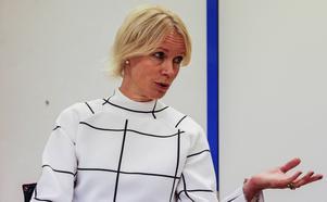 Saila Quicklund (M), riksdagsledamot och ordförande för Moderaterna i Jämtlands län.