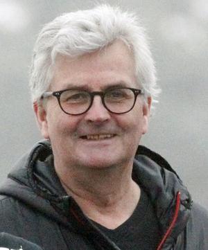 Mikael Magnusson  – optimistisk mediachef inför SM-rallyt i Jämtland.