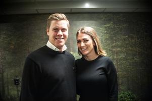 Henrik och Lisa Tojkander har redan flyttat till Barkarö och trivs bra. De önskar dock en livsmedelsbutik på närmare håll.