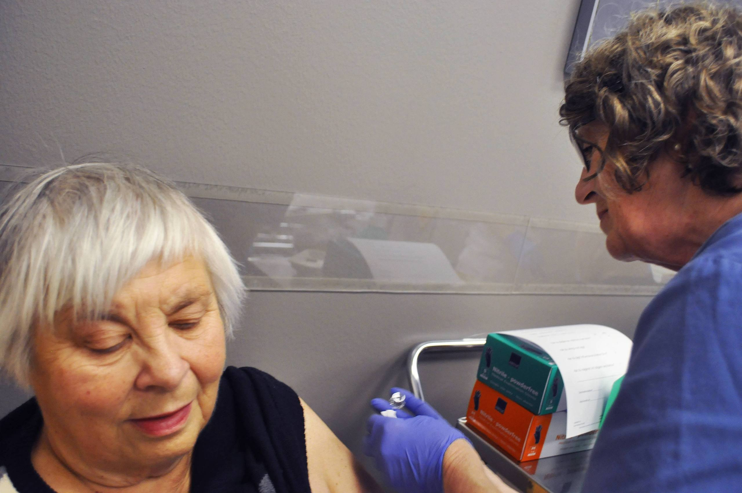 Alla over 65 bor vaccineras