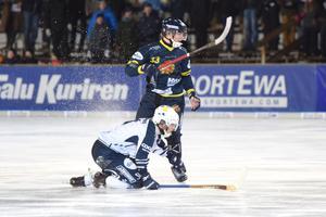 Rättvik föll mot Falu BS, efter att ha gjort en väldigt bra första halvlek.