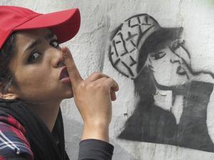En av filmerna som visas på Tempo dokumentärfestival är Sonita, som handlar om en ung, afghansk rappare som lever som flykting i Iran.