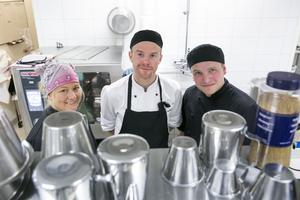 Köket på källbackens förskola är nominerat i två kategorier av White guides jury. Jenny Rönning, Anders Danielsoon och Gustav Rickardsson .
