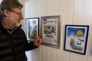 Med Christer går en epok i graven, även tidningen han varit redaktör för i 20 år slutar produceras på papper, framöver är det webben som gäller.