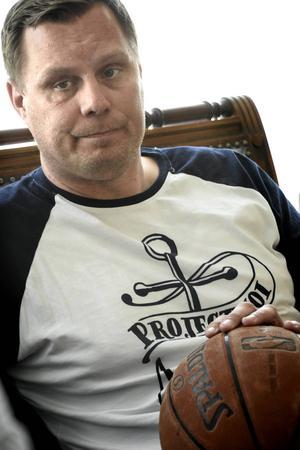 Basketen är och har varit en stor del av HG Rådströms liv.