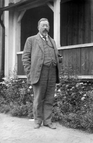 Hjalmar Lundbohm