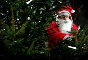 Han laddar för julen. Gör du?