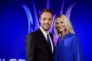 Nyligen blev det klart att det stora evenemanget Melodifestivalen kommer till Östersund nästa år. Programledare är komikern Robin Paulsson och sångerskan Sanna Nielsen.
