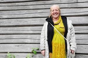 Efter att ha vunnit lördagens SM-final i berättarslam kan Monika Westin från Sundsvall numera kalla sig för Sveriges bästa berättare.