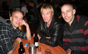 Bill och Bob. Johnny, Staffan och Storchen