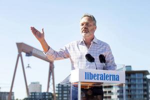 Jan Björklunds parti vill byta namn till Liberalerna.