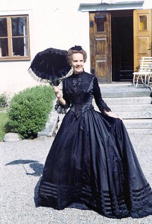 Birgit Holmström.