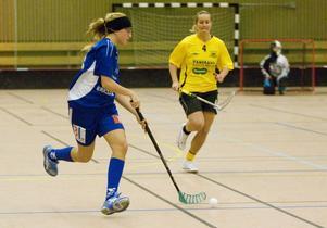 Isabella Ström gjorde två av målen i segermatchen mot Hernösand.
