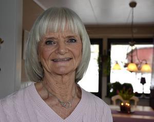 Cathy Erixon har rötterna fast förankrade i arbetarrörelsen och sörjer nu att