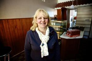 Susanne Damberg tog ett kliv ut i ovissheten när hon lämnade Sicilien för att flytta hem och starta eget i Ludvika.