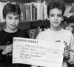 1986 hade Televerket en kampanj som hette