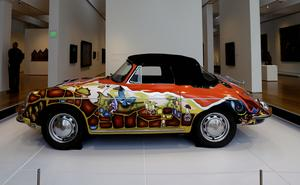 Janis Joplins Porsche 356c Cabriolet från 1965 är ett strålande exempel på mötet mellan mode, musik och bilar.