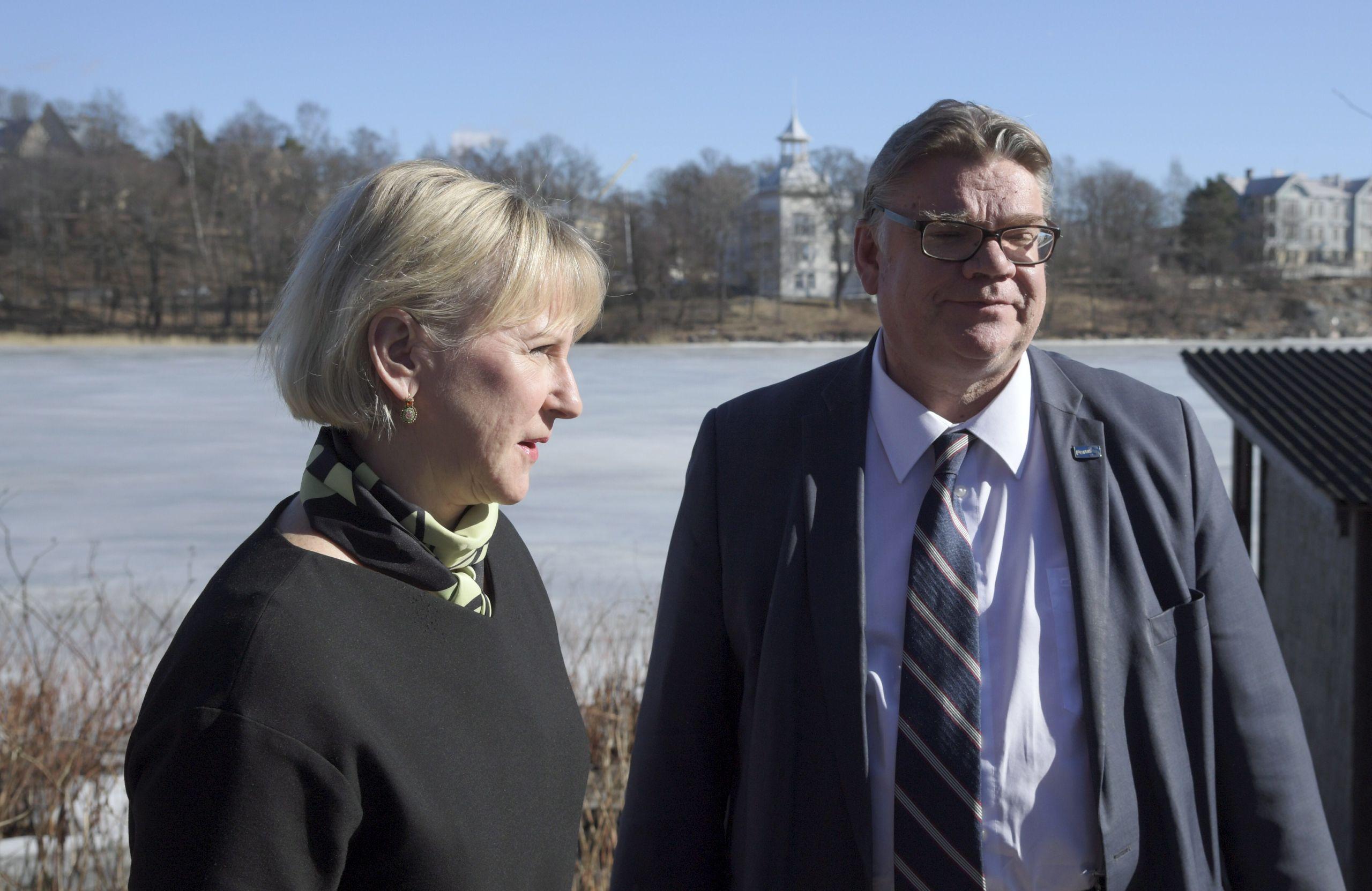 Tvangssvenskan uppe till tv debatt i finland