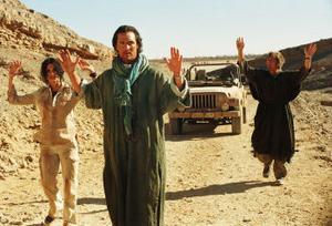 Penélope Cruz, Matthew McConaughey och Steve Zahn spelar en äventyrartrio i Sahara, en film som lånar drag från både James Bond och Indiana Jones.