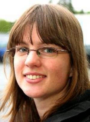 Ylva Lithander, 18 år, Körfältet:– Ja. Jag röstade klockan sex på kvällen. Det kändes bra. Det är roligt att få rösta och vara med och påverka.