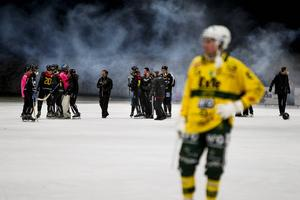 Ljusdals BK spelar i allsvenskan kommande säsong. Nu blir det ändrade förutsättningar med start 2017/2018.