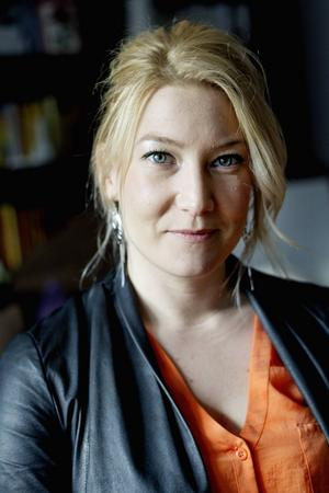 Elin Olofsson.   Foto: Ulrika Andersson