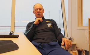 Wolfgang Pichler är optimistisk inför tävlingarna på hemmaplan.