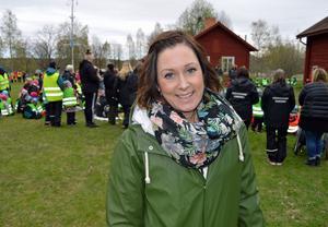 Sandra Pettersson är ny chef på Framtidsmuseet som snart byter namn till 2047 science center.