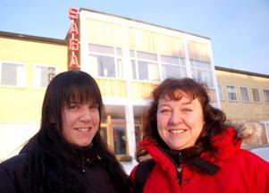 Den 4 april arrangerar IFK Strömsund en dansgala i Dunderhallen. Initiativtagarna Carola Nordström och Monica Dahlén har dessutom fått dansbanden Jannez, Date och Highlights till Strömsund. Foto: Jonas Ottosson