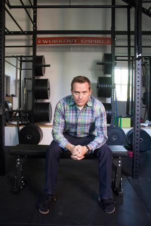Thomas Isacsson blickar framåt efter ett händelserikt år för Workout Empire.