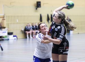 Sjumålsskytten Elin Nygårds.