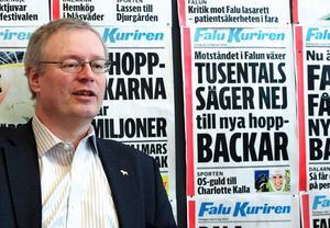 Tro inte oppositionsrådet Mikael Rosen (M) när han påstår att skid-VM är en bra affär för Falu kommun!